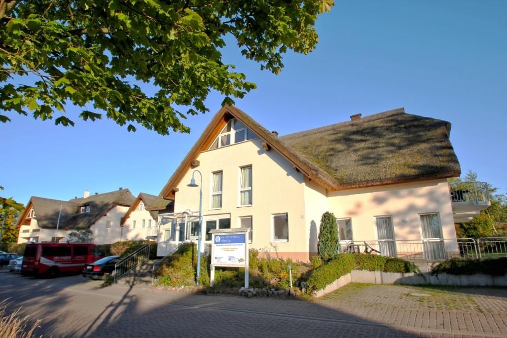 Strandhaus Moenchgut