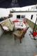 Obergeschoss-Terrasse