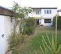 Garten-hinten und Garage