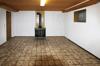 Raum im Keller-Kaminofen