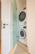 Waschmaschine + Trockner inklusive