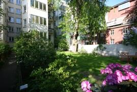 Garten gemeinschaftliche Nutzung