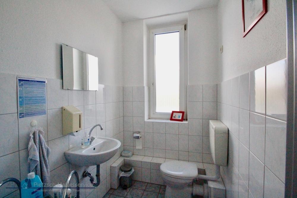 WC ohne Vorraum