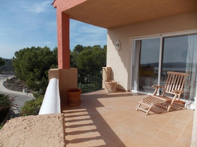 Apartment for sale sea views Paguera
