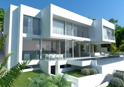 Villa mit Meerblick Costa d´en Balnes zu verkaufen