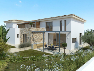 Villa for sale in Nova Santa Ponsa