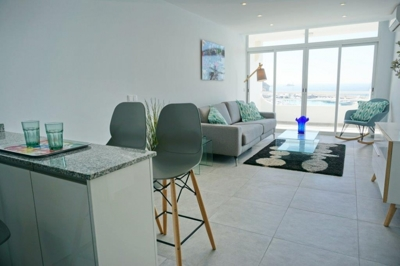 Apartment for sale opposite the marina of Port adriano