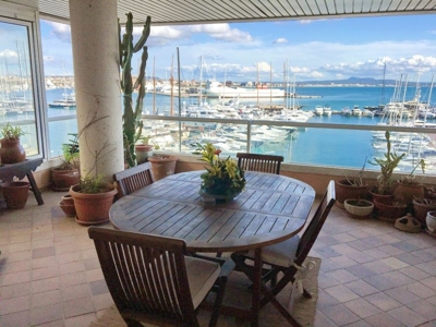 Flat for rent Paseo Maritimo Palma