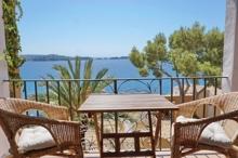 Wohnung mit Meerblick in Cala Fornells zu verkaufen