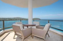 Penthouse in erster Meereslinie in Santa Ponsa zu verkaufen