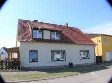Anischt Wohnhaus von der Wiesenstraße