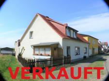 Ansicht Wohnhaus mit Veranda
