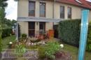 Außenansicht mit Garten