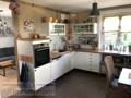 Küche dekoriert