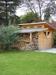 Schönes Gartenhaus
