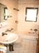 Bad mit Fenster, Wanne und Bidet
