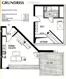 Grundrisse Dachgeschoss/ Spitzboden mit m²-Angaben