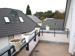 Zweite Dachterrasse, über 8 m²