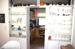 Blick v. Essplatz zur Küche