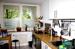 Moderne, helle Küche
