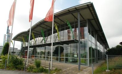 das Gewerbeobjekt in Altdorf