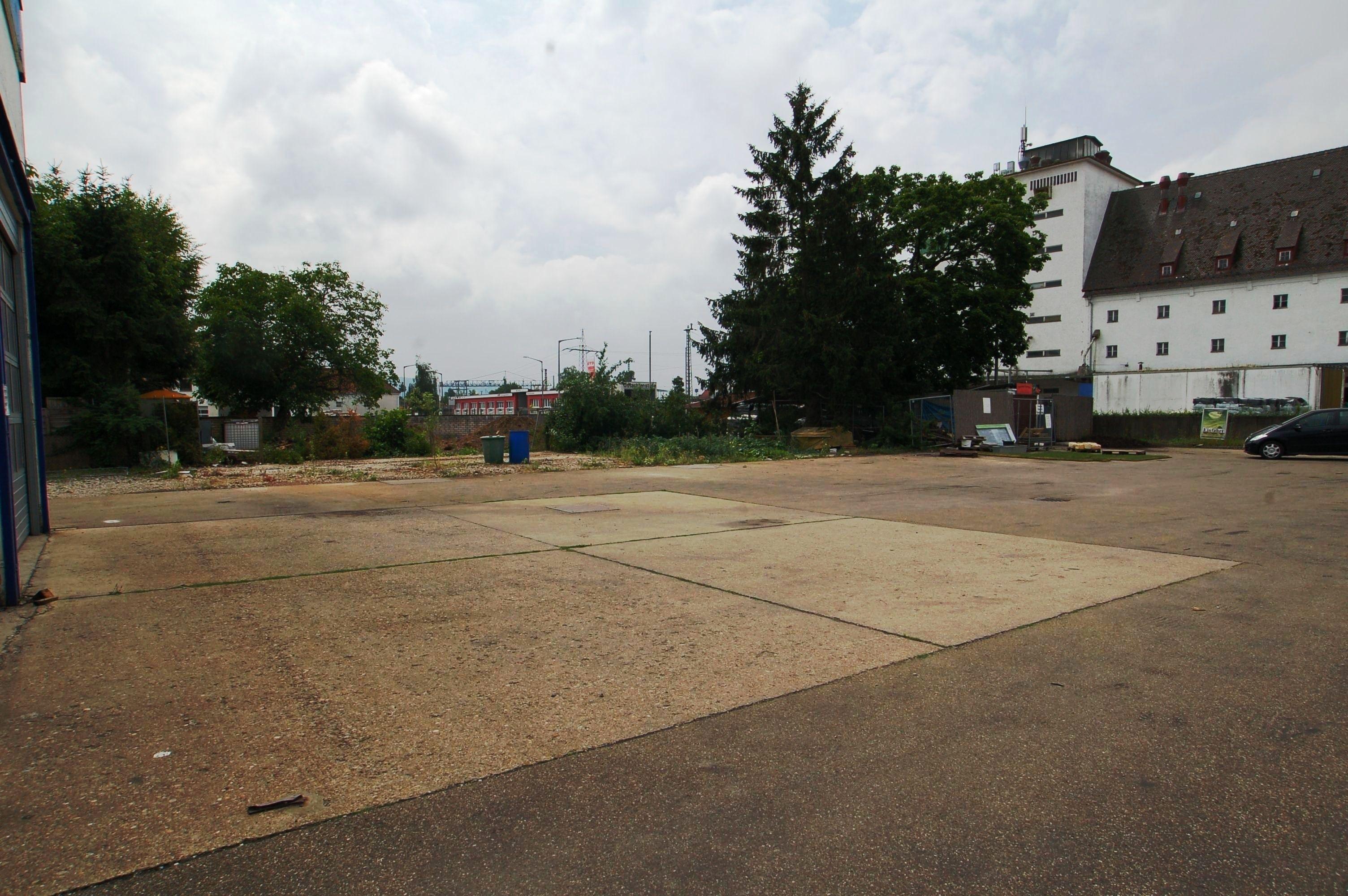 Freiflächen