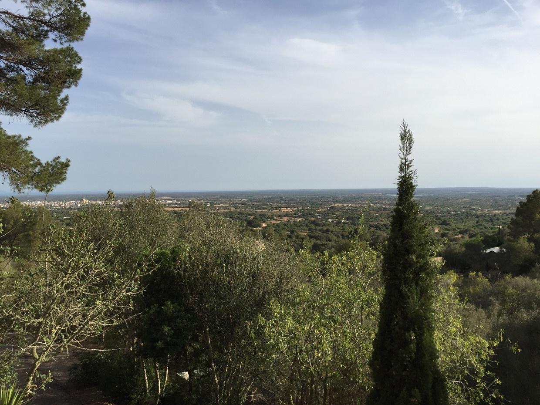 unverbaubarer Panoramablick