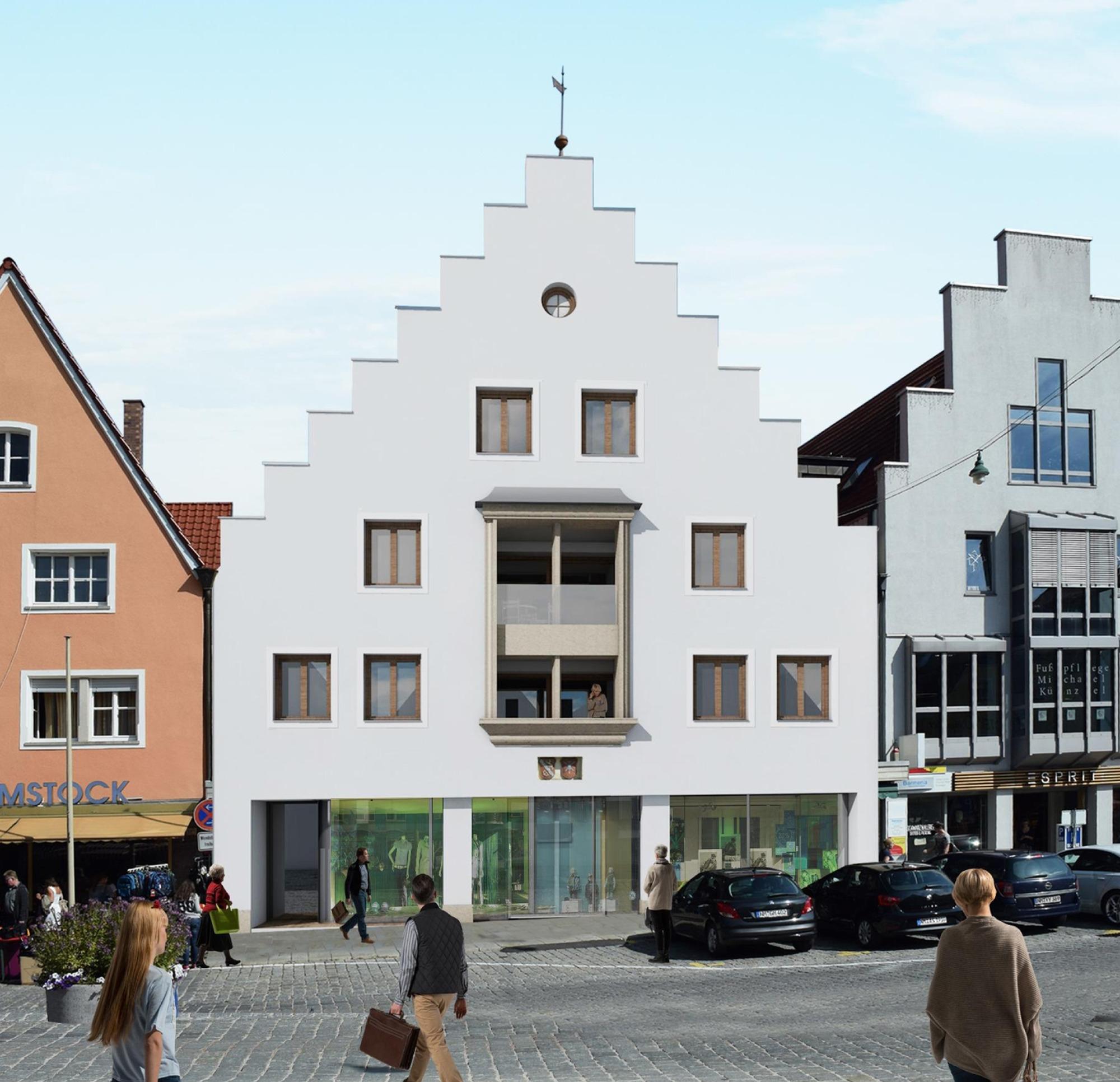 Ansicht Marktstraße