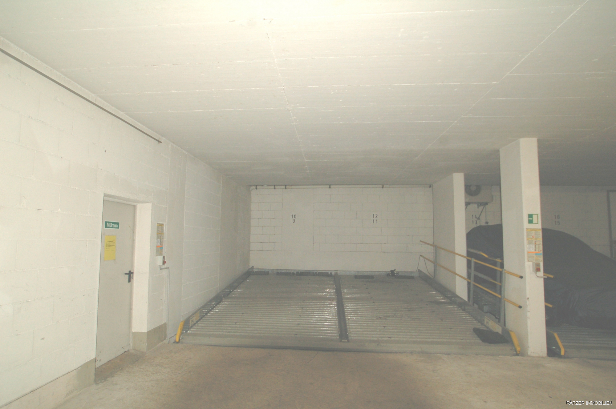 Duplex-Stellplätze