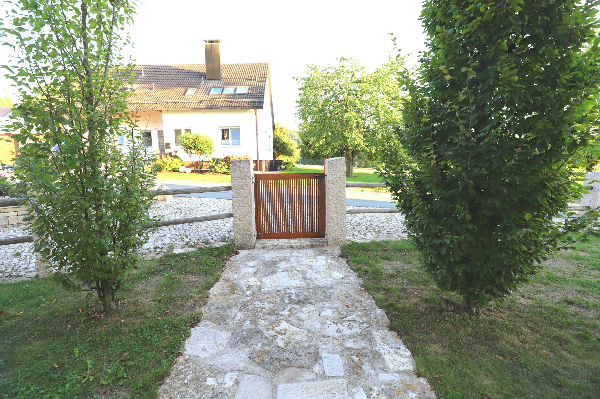 Zugangstor