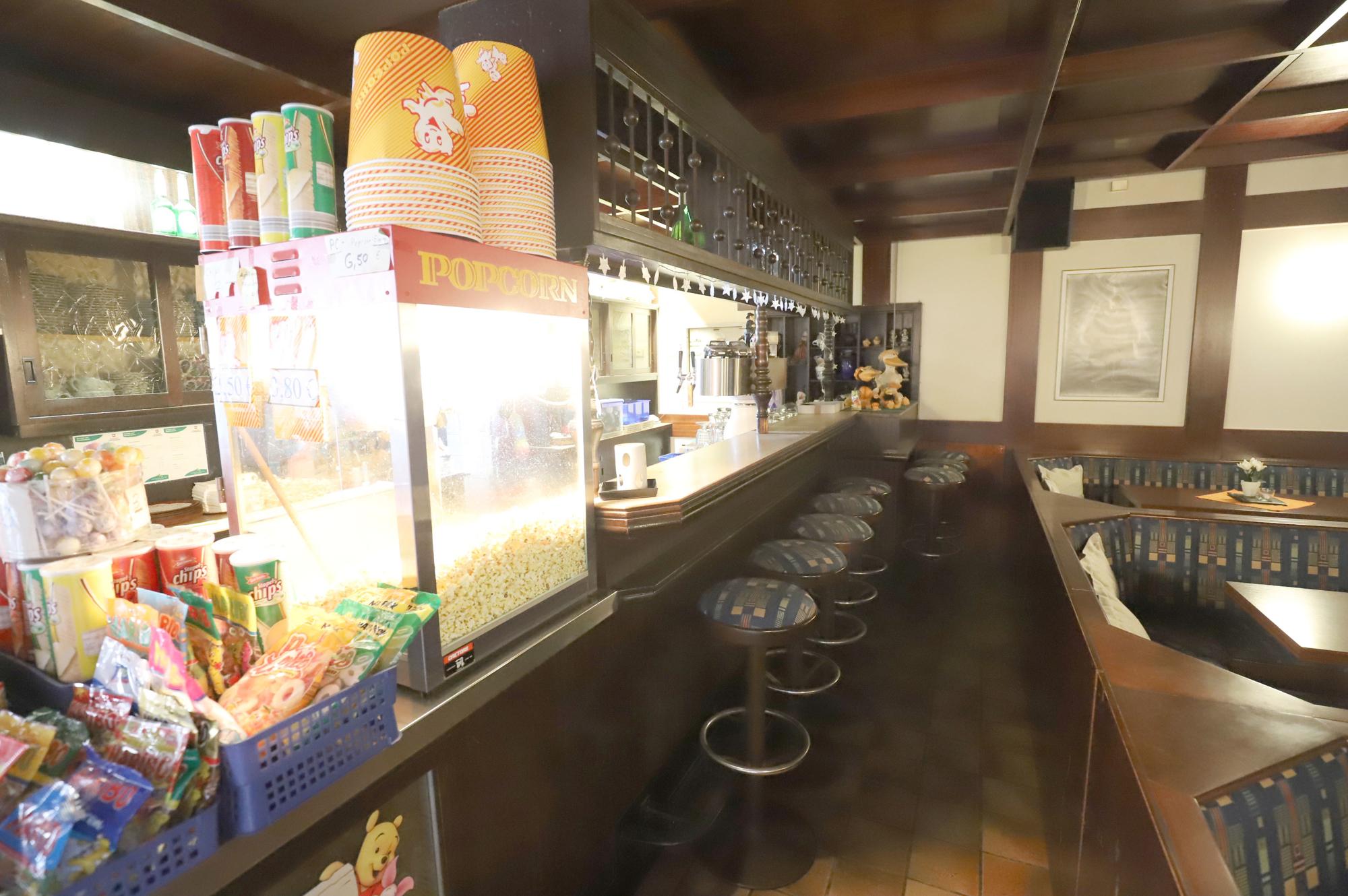 Theke und Bar