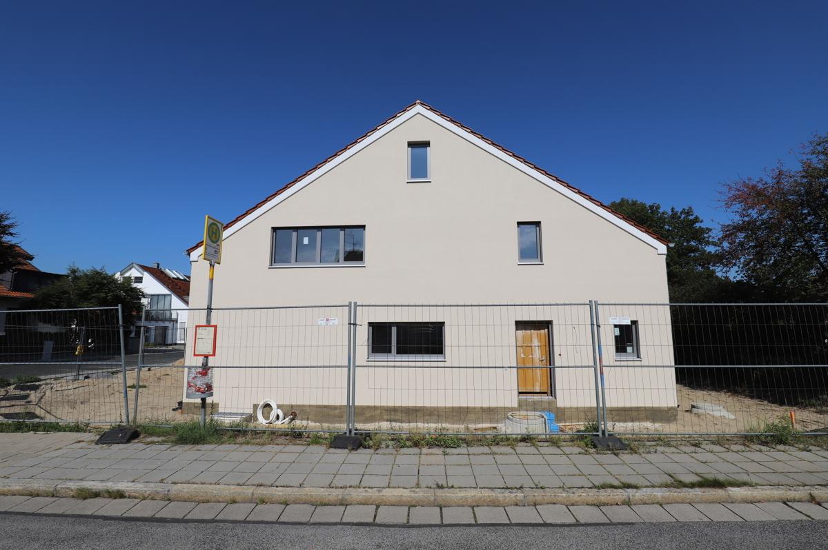 Haus C Eingang
