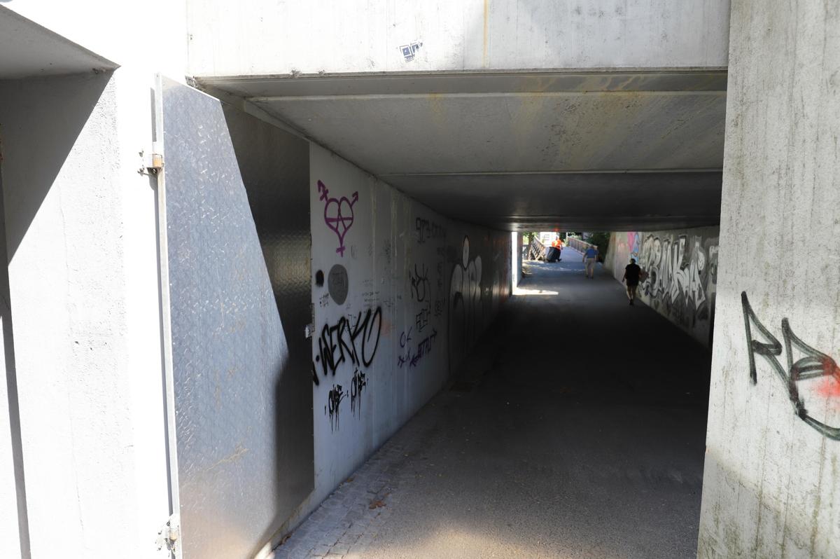 Fußgänger-Unterführung