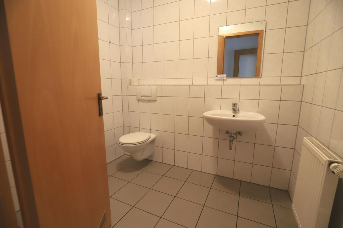 Damen-WC Büro