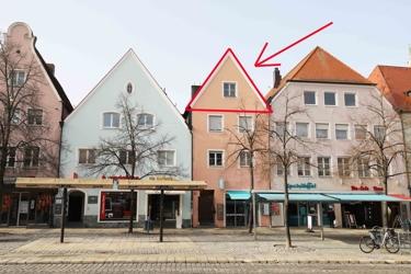 Marktplatz-Ansicht