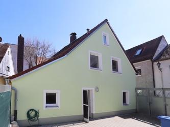 Altstadtjuwel mit sonnigem Innenhof