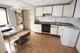 Helle Wohnküche