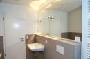 Waschbecken+Spiegelfront
