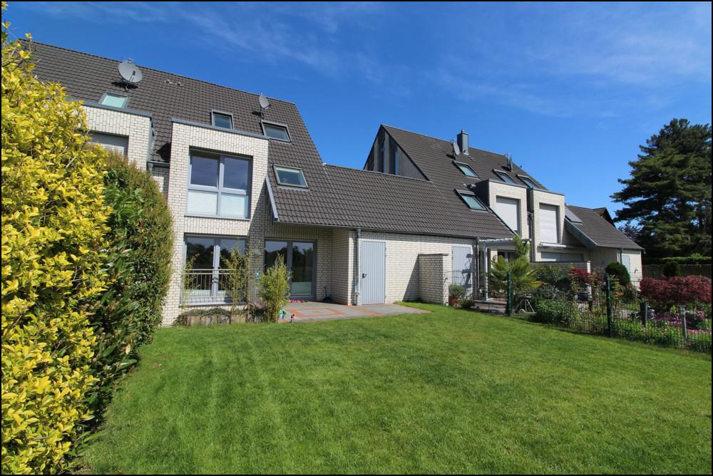 Hochwertige Doppelhaushälfte in ruhiger Lage von Düsseldorf-Kaiserswerth