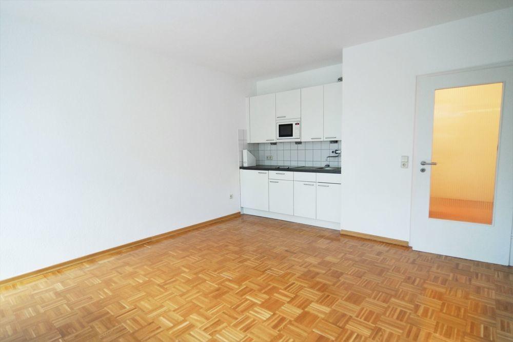 Apartment mit Einbauküche und Balkon zentral gelegen in Ratingen-Mitte
