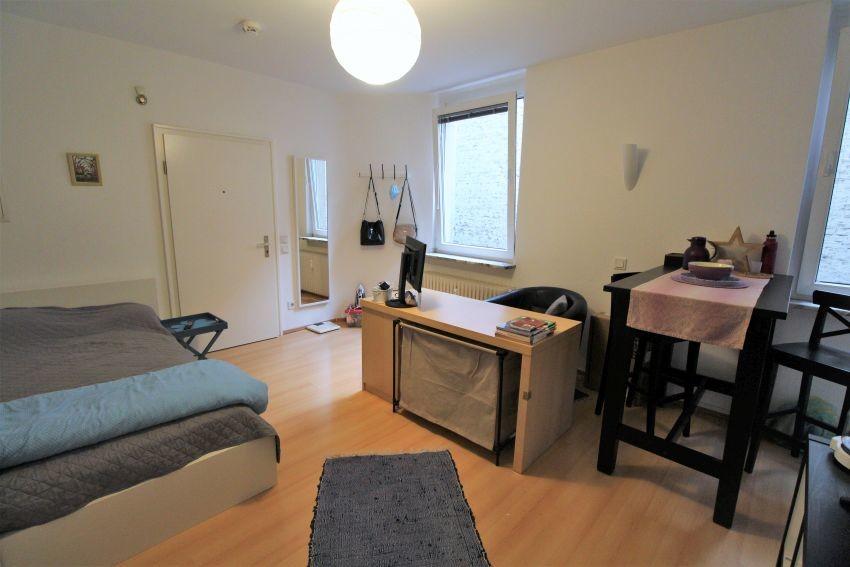 Zentral und ruhig gelegenes Apartment in der Düsseldorfer Carlstadt