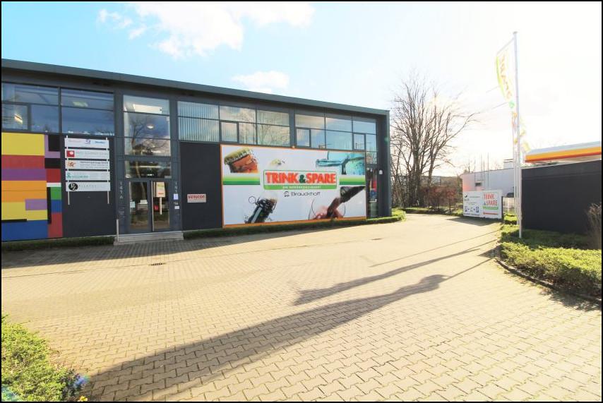 Großzügige Büroräumlichkeiten direkt im Gewerbegebiet von Düsseldorf Lohausen