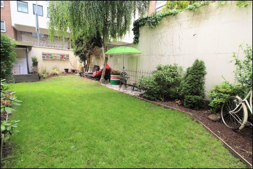 Zentral gelegene 2 Zimmer Wohnung mit Garten im Herzen von Ratingen Mitte