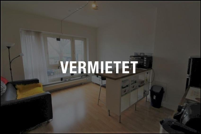 Helles 1,5 Zimmer Apartment in zentraler Lage im Düsseldorfer-Zooviertel