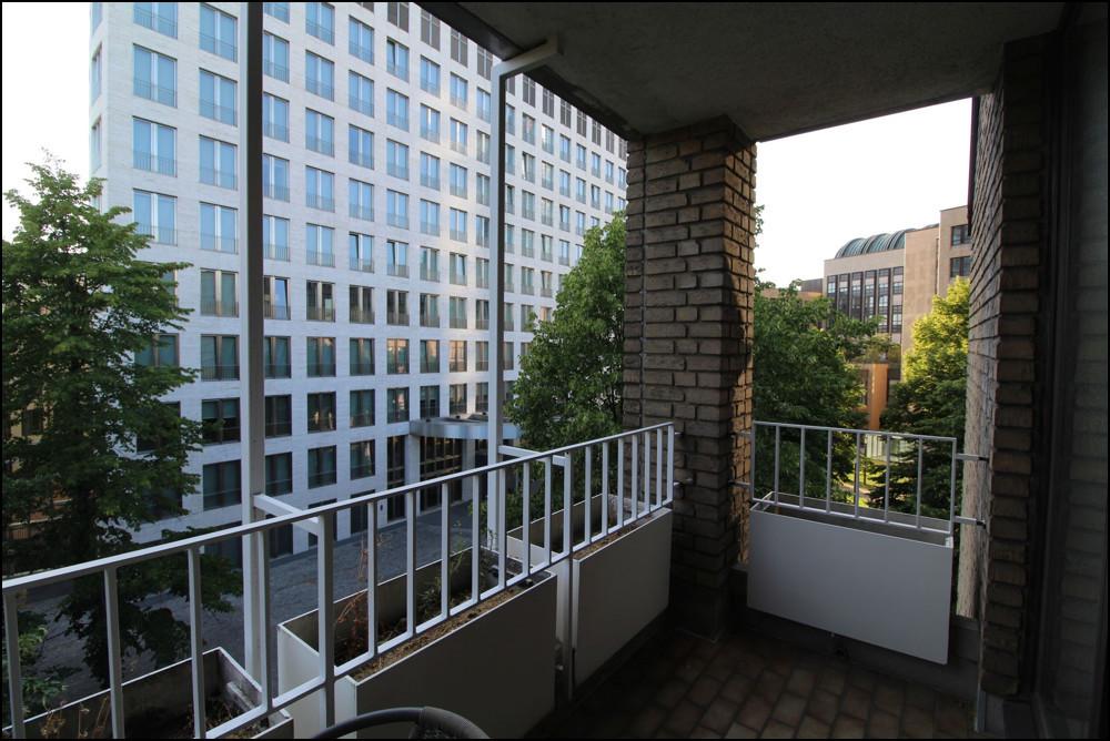 Zentral gelegenes Apartment - vollständig möbliert - unweit vom Hofgarten