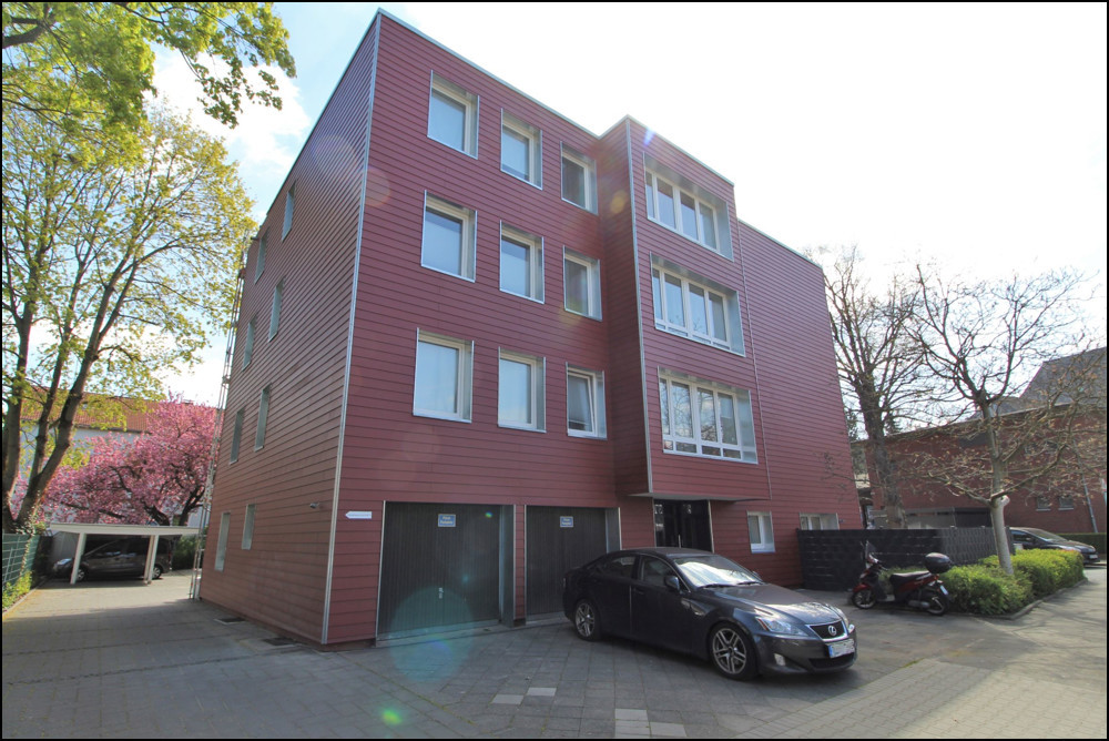 Moderne 2-Zimmer Erdgeschosswohnung in Düsseldorf-Benrath