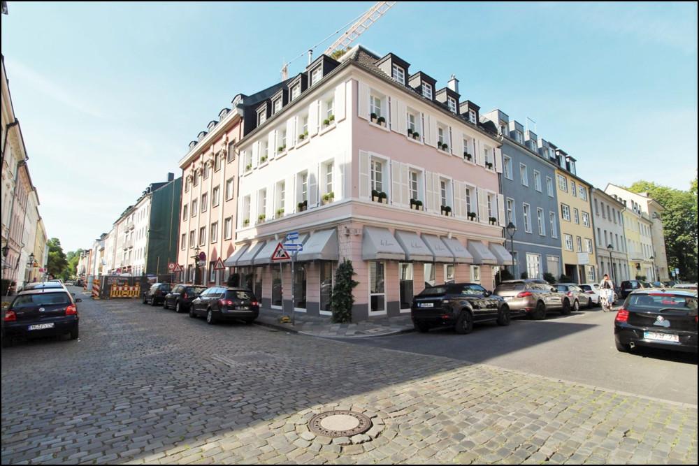 Stilvolles Ladenlokal in Toplage der Düsseldorfer Carlstadt