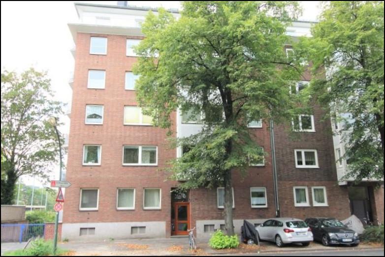 Vermietete Eigentumswohnung mit Potential in Düsseldorf-Golzheim