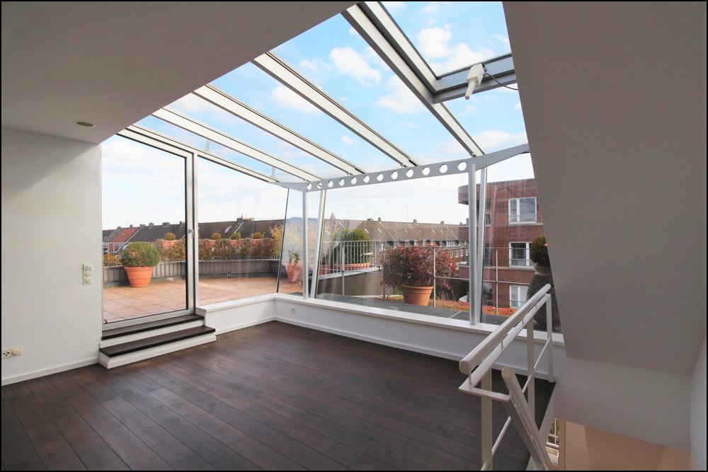 Stilvolle Maisonette mit traumhafter Dachterrasse in begehrter Lage von Düsseldorf-Pempelfort