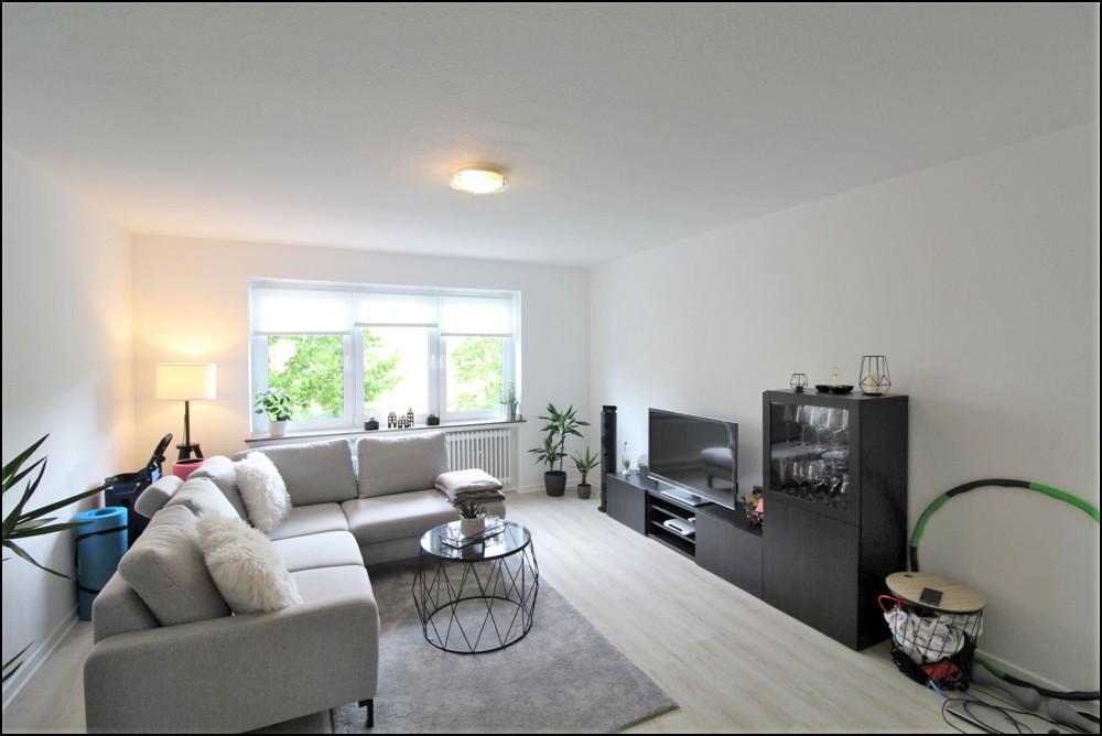 Moderne 3-Zimmer-Wohnung in ruhiger Lage in Düsseldorf - Mörsenbroich